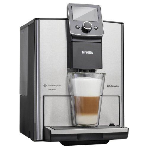 цена на Кофемашина Nivona CafeRomatica 825 серебристый