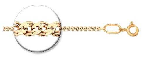 SOKOLOV Позолоченная цепь из серебра 988060302