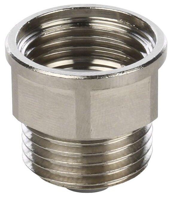 Обратный клапан пружинный STOUT SVC-0003-000015 муфтовый (ВР/НР), латунь