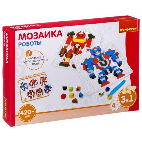 BONDIBON Мозаика Роботы (ВВ3030)