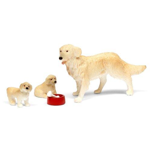 Фото - Питомец Lundby Пес Семьи Со Щенками LB_60807400 аксессуары для домика lundby пес семьи со щенками