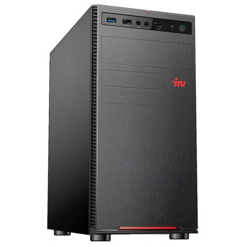 Купить Настольный компьютер iRu Office 315 MT (1158887) Mini-Tower/Intel Core i5-9400F/8 ГБ/240 ГБ SSD/NVIDIA GeForce GT 710/Windows 10 Home черный