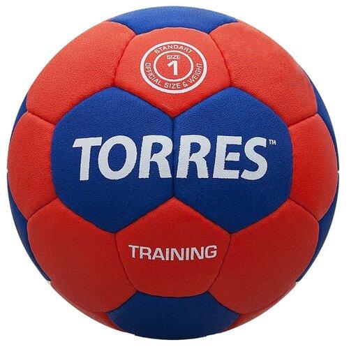 Мяч для гандбола TORRES H30051 красный/синий