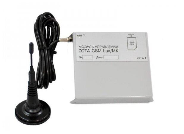 Блок управления ZOTA GSM - Lux/МК