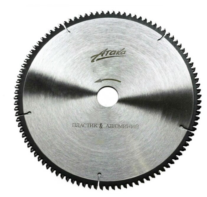 Пильный диск Атака Профи (8077940) 300х30 мм