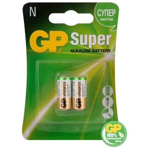 Фото - Батарейка GP Super Alkaline N (LR1/910A) 2 шт блистер maytoni бра maytoni peak mod333 01 n