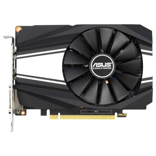 Видеокарта ASUS Phoenix GeForce GTX 1650 SUPER 1530MHz PCI-E 3.0 4096MB 12002MHz 128 bit DVI HDMI DisplayPort HDCP OC Retail