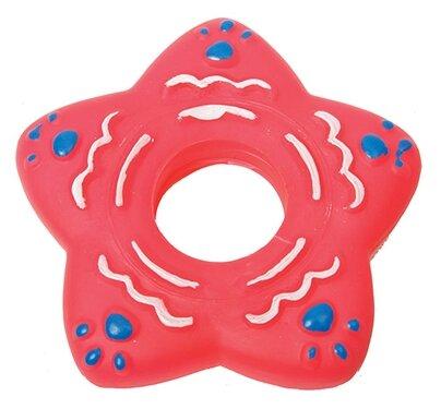 Игрушка для собак КАСКАД Кольцо-звезда (27799280)