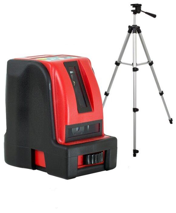 Стоит ли покупать Лазерный уровень самовыравнивающийся RGK LP-103 (4610011870378) со штативом - 0 отзывов на Яндекс.Маркете (бывший Беру)