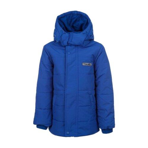 Куртка INCITY размер 134, синий, Куртки и пуховики  - купить со скидкой