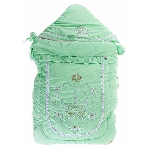 Фото - Конверт-одеяло Золотой Гусь меховой Бэби Элит 76 см зелeный золотой гусь комплект зая зай 3 предмета розовый