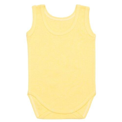 Купить Боди Чудесные одежки размер 74, желтый