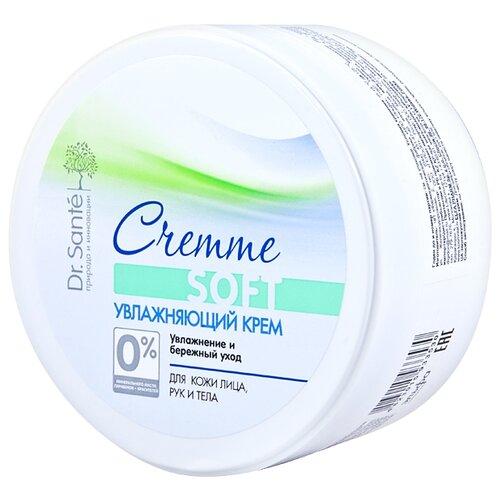 Крем для тела Dr. Sante Cremme Soft увлажняющий, банка, 120 мл dr ceuracle тонер увлажняющий hyal reyouth 120 мл