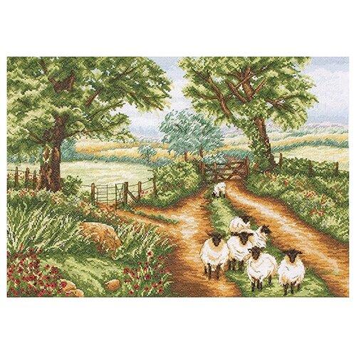 Купить Anchor Набор для вышивания Вниз по дороге 29 х 42 см (PCE948), Наборы для вышивания