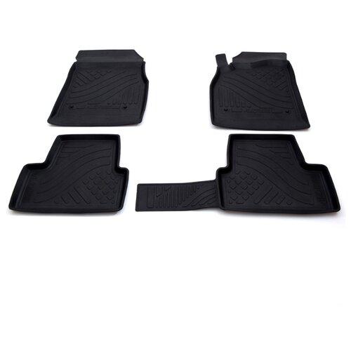 Комплект ковриков AVD Tuning ADRPLR006 Chevrolet Cruze 4 шт. черный комплект ковриков avd tuning adrplr016 chevrolet captiva 4 шт черный
