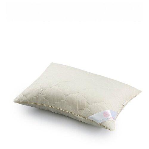 Подушка Textilemania Верблюжья шерсть Комфорт размер 50*70, бежевый