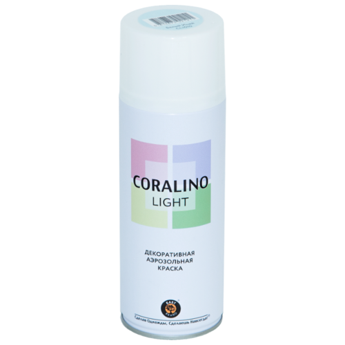 Краска Eastbrand Coralino Light декоративная белый иней 520 мл