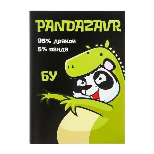 Купить Блокнот ArtFox Pandazavr, А6, 12 листов (4647673), Блокноты