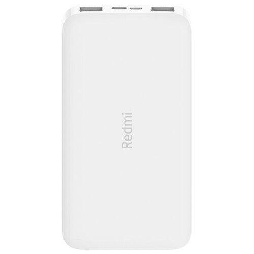 Аккумулятор Xiaomi Redmi Power Bank 10000, белый