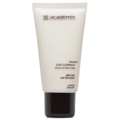 Academie гоммаж для лица Exfoliating Care Anti Age, Age recovery 50 мл