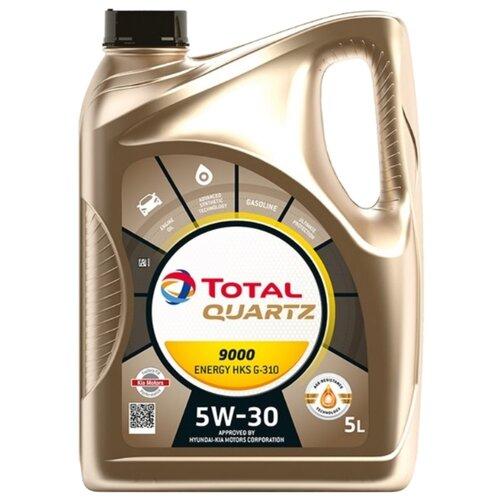 Фото - Моторное масло TOTAL Quartz 9000 Energy HKS G-310 5W30 5 л моторное масло total quartz 9000 future gf 5 0w 20 1 л