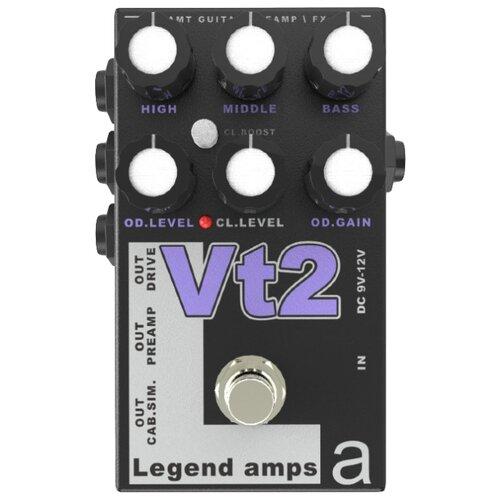AMT Electronics Предусилитель Vt2 Legend Amps 2 1 шт.