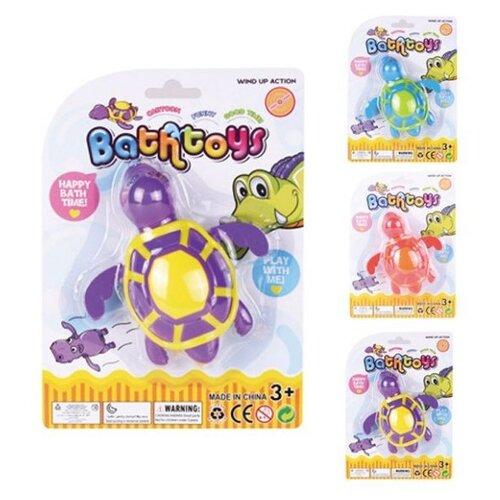 Купить Игрушка для купания Наша Игрушка Черепашка водоплавающая (100675197), Наша игрушка, Игрушки для ванной