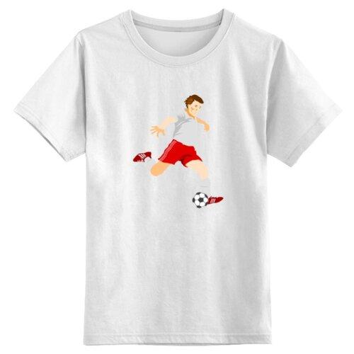 Футболка Printio размер 4XS, белый, Футболки и майки  - купить со скидкой