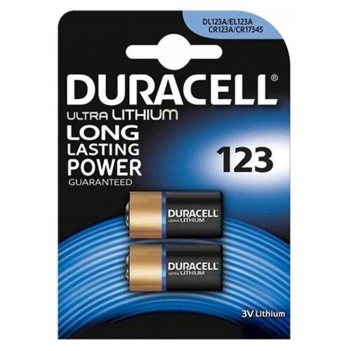 Фото - Батарейка Duracell Ultra 123 2 шт блистер gipfel кастрюля genesis 18 см 2 2 л