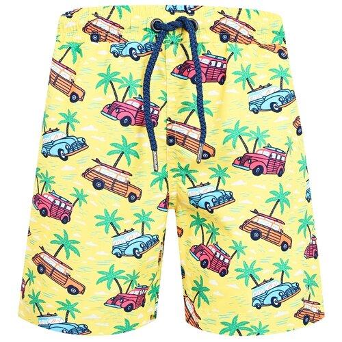 Купить Шорты для плавания Sunuva размер 146, желтый, Белье и пляжная мода