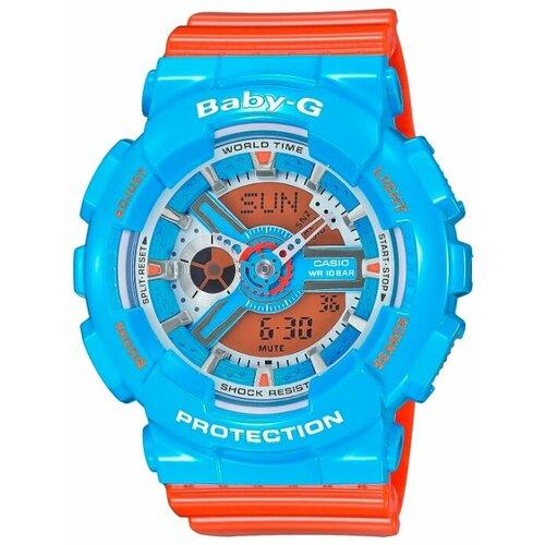 Наручные часы CASIO BA-110NC-2A casio ba 110nc 6a