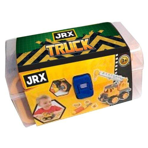 Купить Винтовой конструктор JRX Truck 70638 Экскаватор, Конструкторы