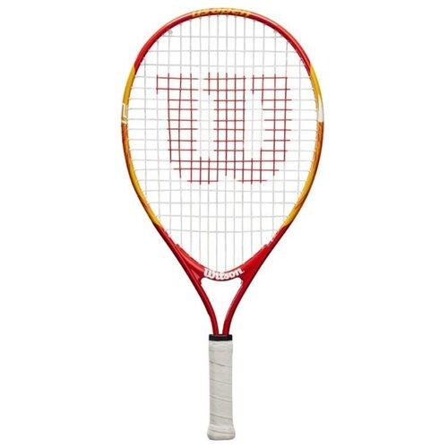Ракетка для большого теннисаWilson US Open 21 21'' 00000 желтый/красный