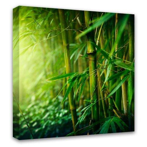 Картина Симфония Бамбук 30х30 см