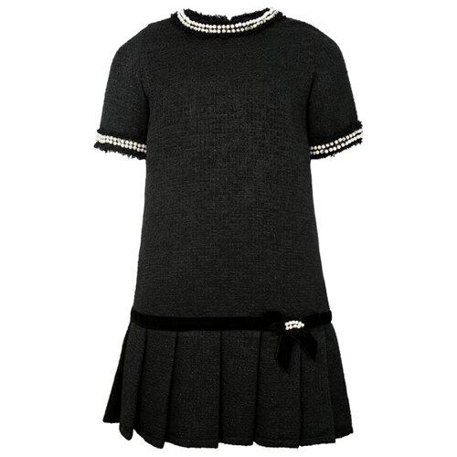Платье Lesy размер 140, черный