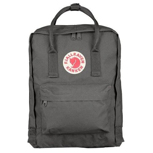 Городской рюкзак Fjallraven Kånken 16, super grey