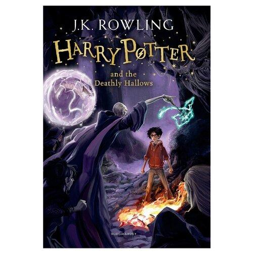 Роулинг Дж.К. Harry Potter and the Deathly Hallows rowling j k harry potter and the deathly hallows