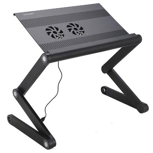 Купить Стол для ноутбука CROWN MICRO CMLS-100, черный