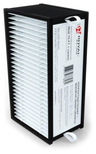 Набор Royal Clima RCB 75 F7 + Carbon для очистителя воздуха фото 1