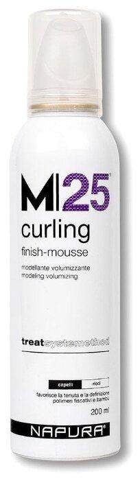 NAPURA Мусс для создания объема M25 Curling