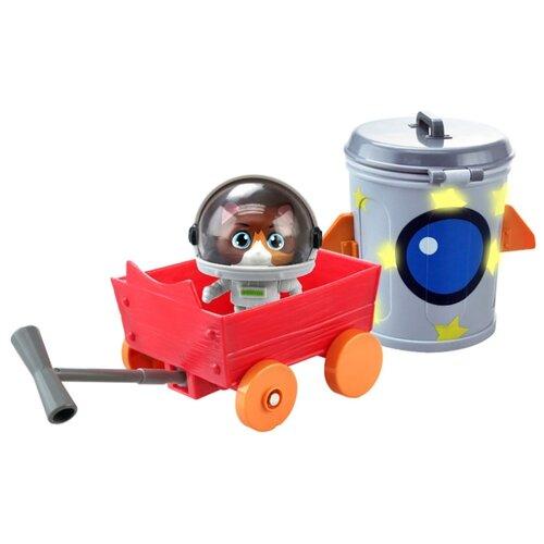 Купить Игровой набор 44 Котенка Космический корабль Космо 34155, Игровые наборы и фигурки