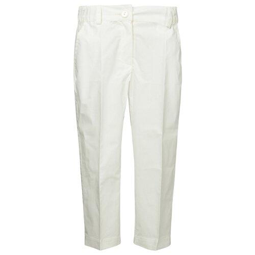 Капри Stilnyashka размер 104, белый юбка stilnyashka размер 104 желтый