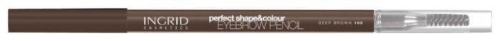 Ingrid Cosmetics карандаш для бровей Perfect shape & colour