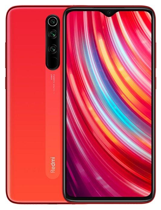 Смартфон Xiaomi Redmi Note 8 Pro 6/64GB оранжевый - Характеристики - Яндекс.Маркет (бывший Беру)
