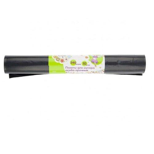 Мешки для мусора Elfe 92730 240 л (10 шт.) черный