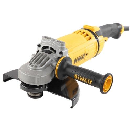 УШМ DeWALT DWE4559, 2400 Вт, 230 мм углошлифовальная машина dewalt dwe4559 230 мм 2400 вт