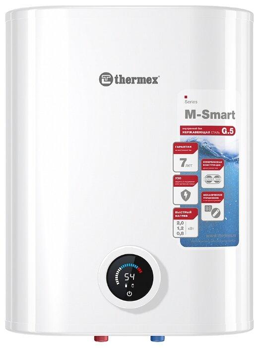 Накопительный электрический водонагреватель Thermex M SMART