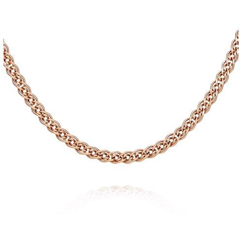 АДАМАС Цепь из золота плетения Нонна ЦН255А2-А51, 60 см, 10.84 г