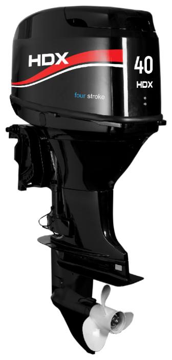 Лодочный мотор HDX F40 FWS-EFI