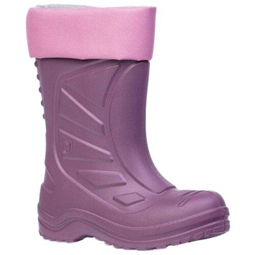 Резиновые сапоги КОТОФЕЙ размер 37.5, розовый